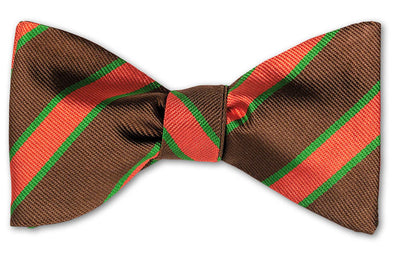 Manchester Pre-tied Bow Tie