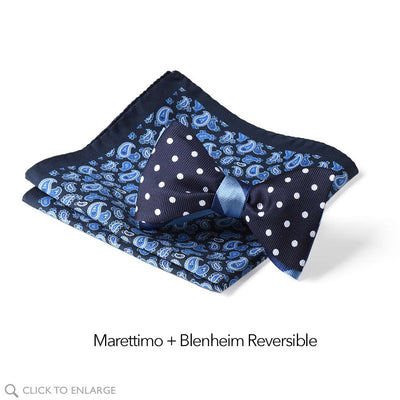 Marettimo Pocket Square