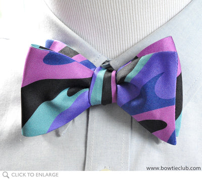 Midnight Creek Bow Tie