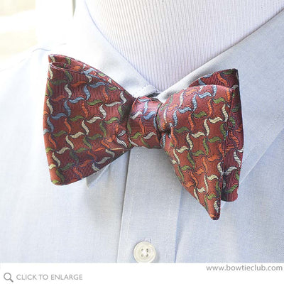 ,oulton whirligig windmill bow tie