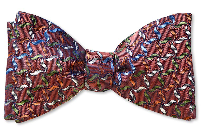 Moulton windmill copper bow tie