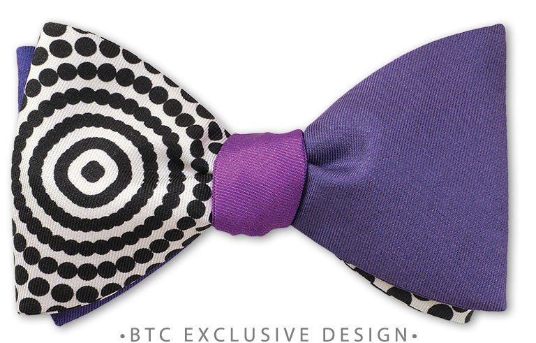e01af42e7951 Purple Bow Ties