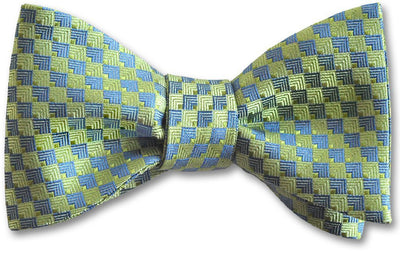 American Made Bow Ties | Premium Woven Silk | Palermo