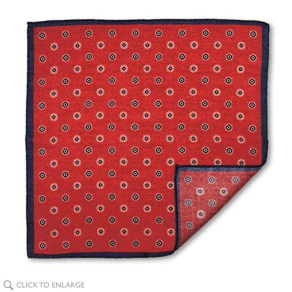 Parma Pocket Square
