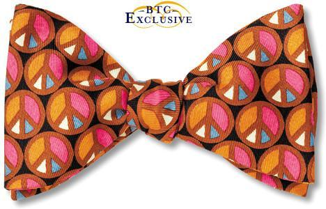 Pax Peace Bow Ties