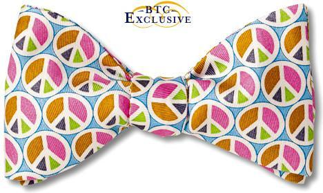 Easter Bow Tie Paz