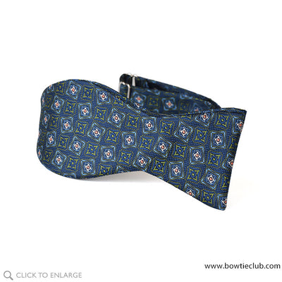 self tie james bond 007 type bow tie
