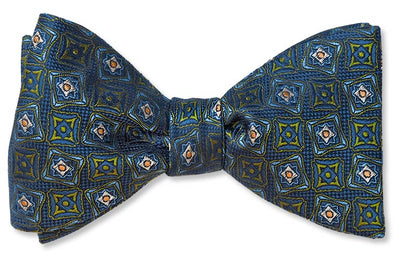 Rio Grande pre-tied james bond 007 type bow tie