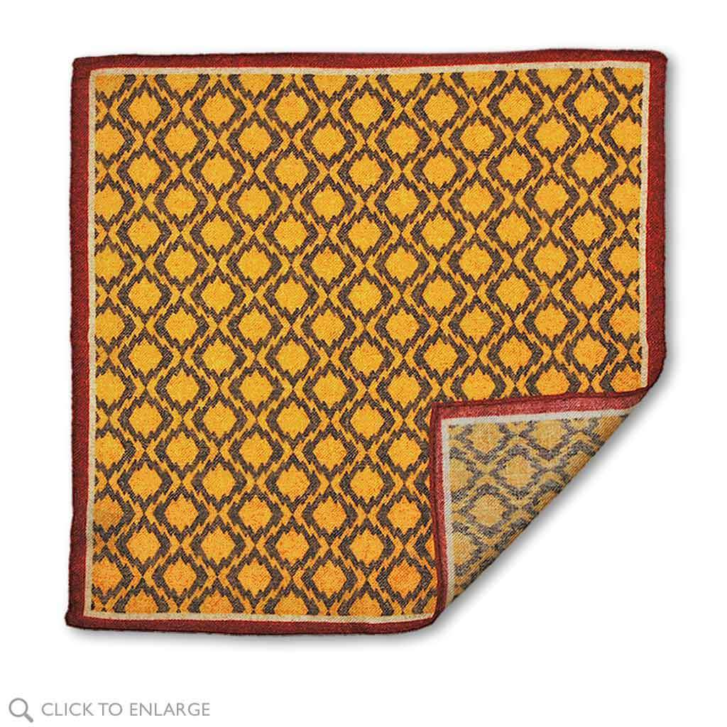 Sorrento Pocket Square