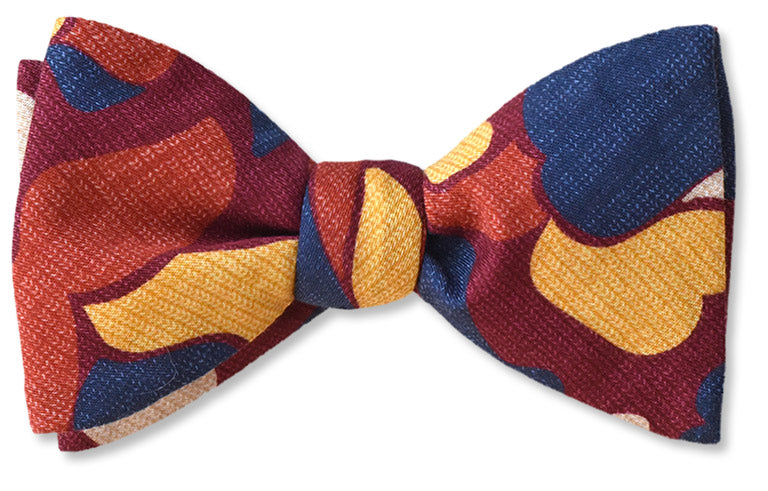 Stanley Cotton Bow Tie