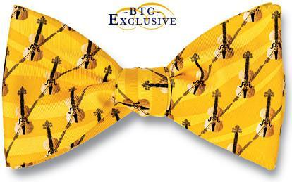 bow ties violin string concert american made