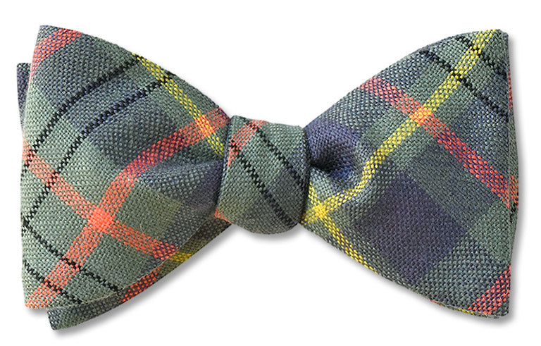Taylor Weathered Wool Tartan