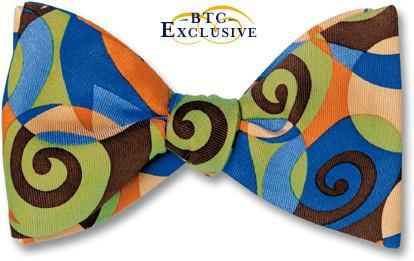 bow ties designer american made contemporary silk twill