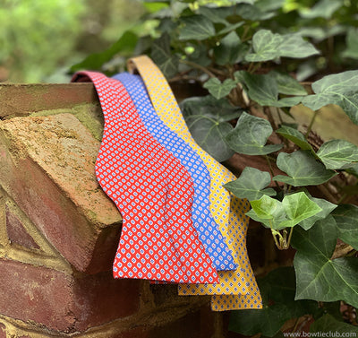 Italian Silk Bow Ties