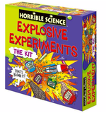 Horrible Science Explosion Experiements