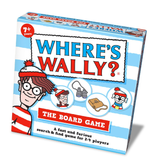 Where's Wally Board Game