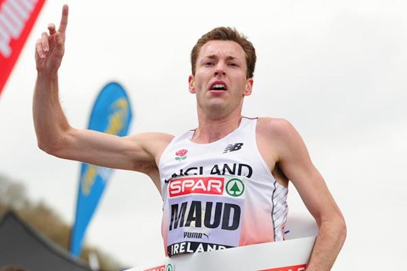 Interview - Team GB's Andy Maud