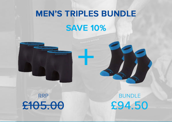 Men's Triple Bundle