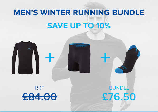 Men's Winter Running Bundle