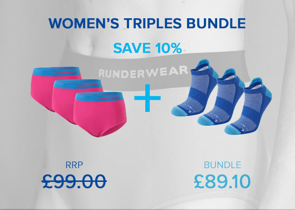 Women's Triples Bundle