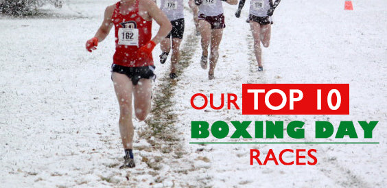 Boxing Day running races