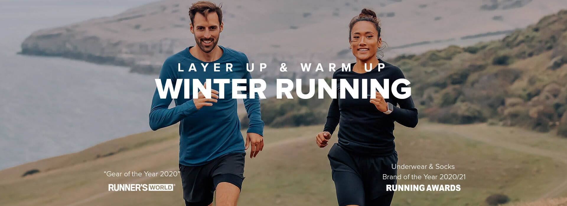 Layer Up & Warm Up - Winter Running
