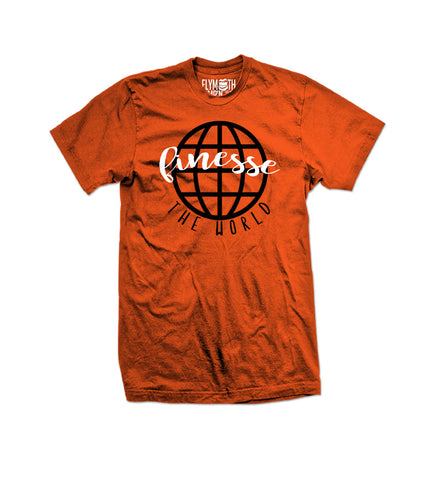 Finesse The World / Orange