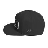 Box Fly Snapback / Black