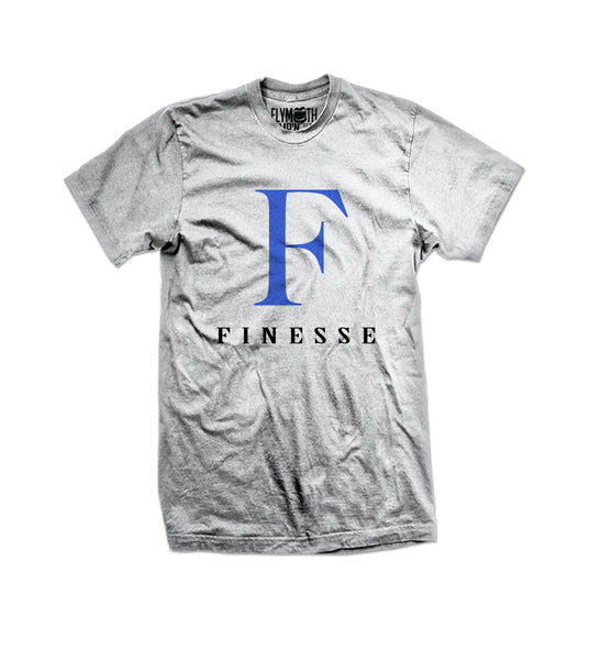 FINESSE / White / R.Blue