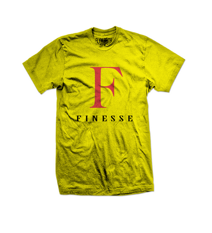 FINESSE / Yellow / Red