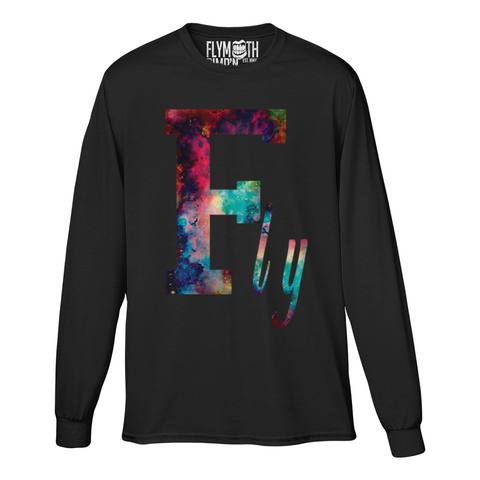 FLY Galaxy Long Sleeve/ Black