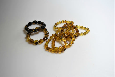 Amber Power / Prayer Bracelets;  FB1322