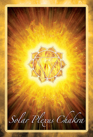 Chakra Insight Oracle Cards Great Information On Working
