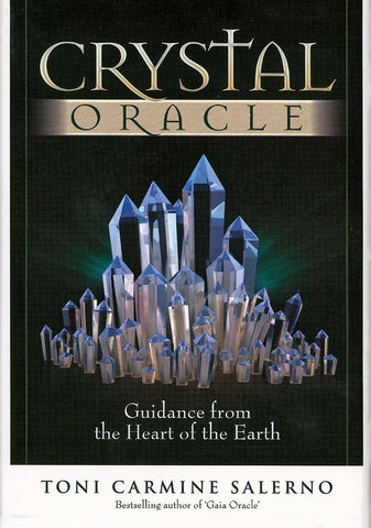 Crystal Oracle Cards; FB1762