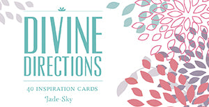 Divine Directions Inspiration Cards, Affirmations & Guidance by Jade-Sky; FB1239