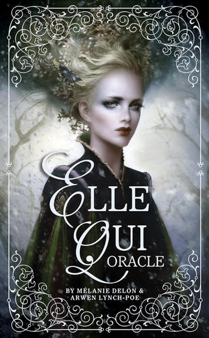 Elle Qui Oracle with 80 page guidebook for Inspiration & Insight