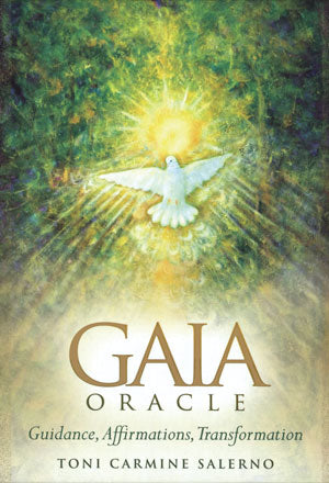 Gaia Oracle Guidance & Affirmation Cards; FB1331