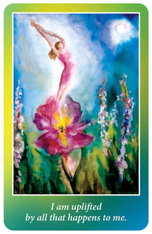 Goddess on the Go - Affirmation / Uplifting / Inspirational Cards; FB1044