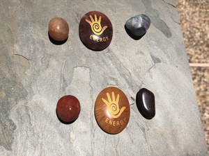 Intention Stones Set, Assorted; FB2086