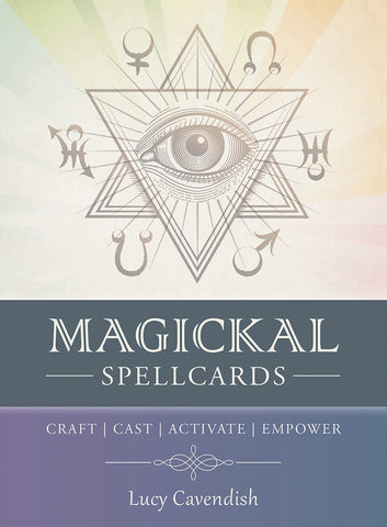 Magickal Spellcards, Craft, Cast, Activate, Empower; FB1242