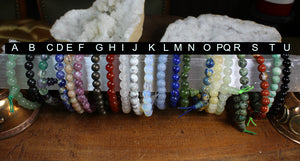 Gemstone Power / Prayer Bracelets; FB1369