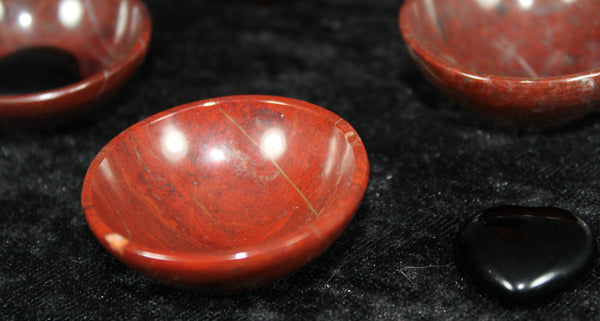 Red Jasper Bowls for your personal altar or sacred space