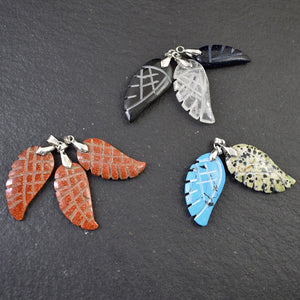 Angel Wing Pendant: FB2061