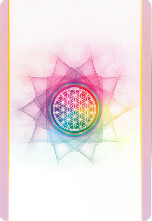 Flower of Life Wisdom of Astar Oracle Deck