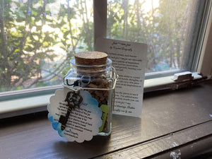 jur~nee jar by Crystal Dragonfly