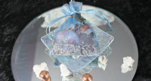 Dragonfly Wings - Crystal Essential Sachets - Fertility