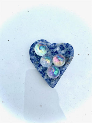 Sodalite Heart Bowl FB2716