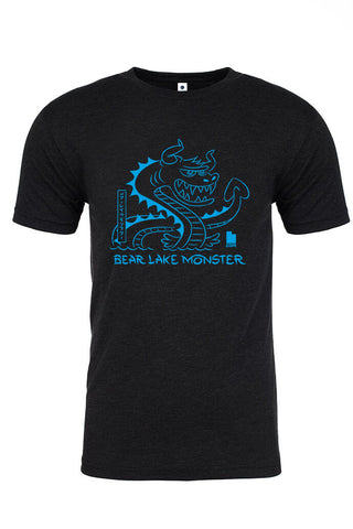 "Men's ""Japanese Bear Lake Monster"" T-shirt"