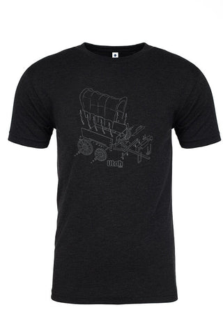 "Men's ""Covered Wagon"" T-shirt"