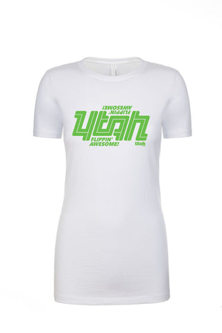 "Women's ""Flippin Awesome"" T-shirt"